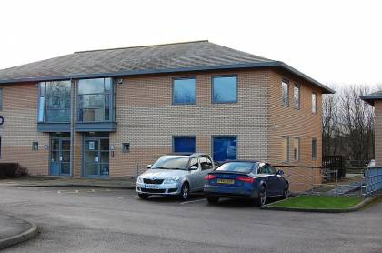 Modern Office Building Let in Penrith